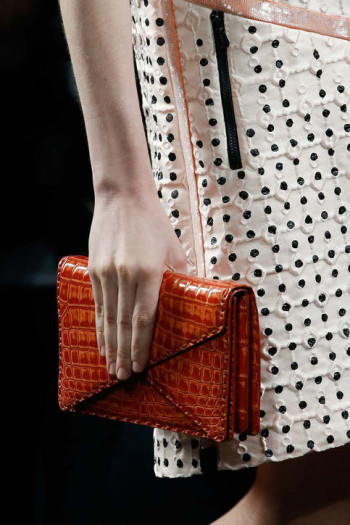 Fall 2015 Accessories CR pciks - Bottega Cluthc