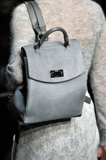 Fall 2015 Accessories CR picks - Marni napsack