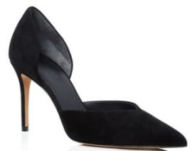 Fashionable work looks -Vince paulette-dorsay-pumps