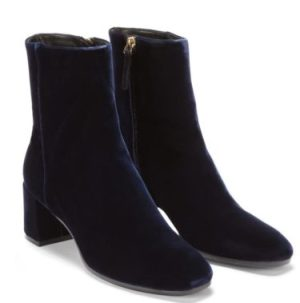 fashion and accessory finds in manhattan m-gemi-velvet-boot, $348