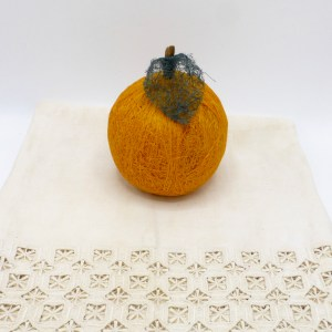 Fique Fiber Small Orange