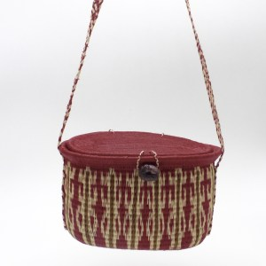 Werregue Fiber Bucket Bag