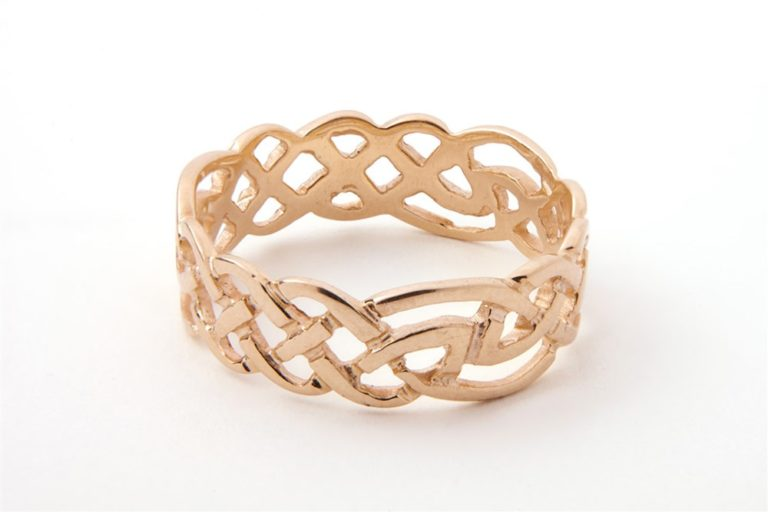 20+ Simple and Beautiful Gold-Plated Ring Designs