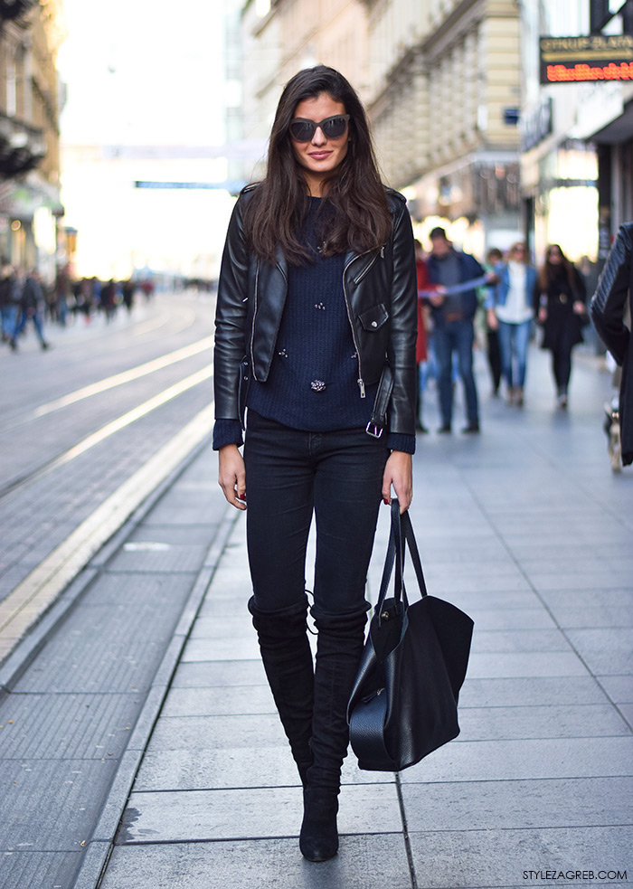 Traperice: od skinny do podrapanih, moda žene hr fashion women jeans skinny mom jeans boyriend how to wear