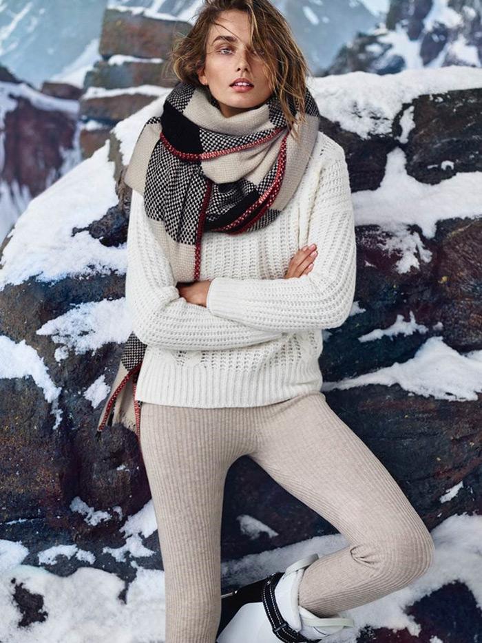 Hrvatski portali, moda, odjeća za skijanje, Massimo Dutti, street style Zagreb