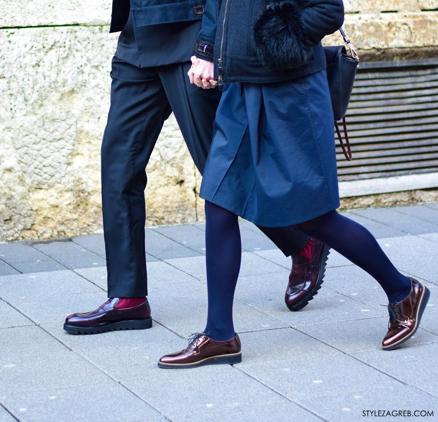 zagreb style: par na zagrebačkoj špici kristijana krajina, street style ulična moda