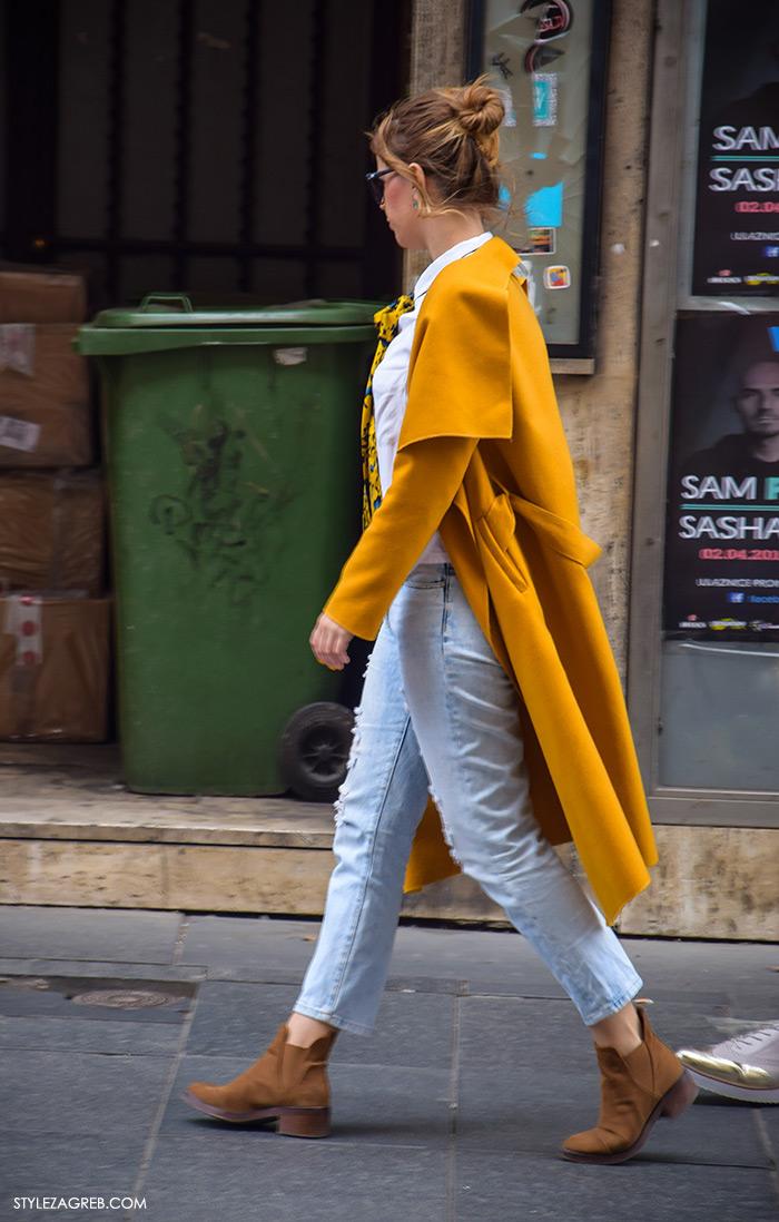 LEPRŠAVI BALONERI - kako cure kombiniraju baloner i poderane traperice, Zagreb street style proljetna moda fashion žena hr zagrebačka špica modne kombinacije trend portal zena forum hr by StyleZagreb.com