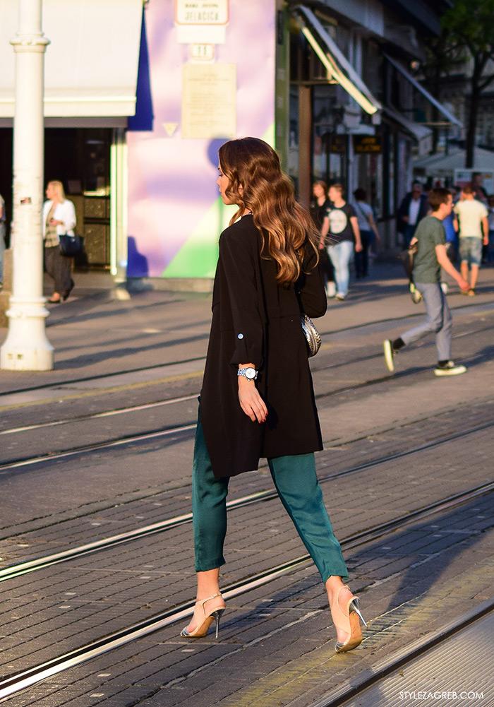 Korana Kvozdić, Street style Zagreb, ženska elegantna odjeća za vjenčanja, što odjenuti za vjenčanje
