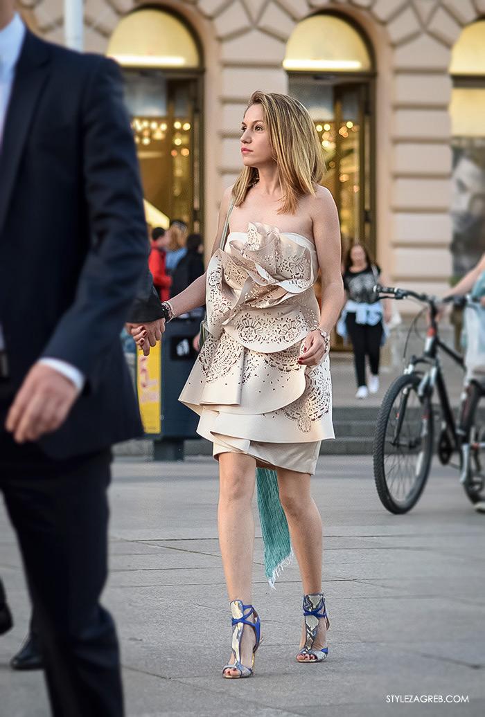 Street style Zagreb, ženska i muška elegantna odjeća za vjenčanja, što odjenuti za vjenčanje