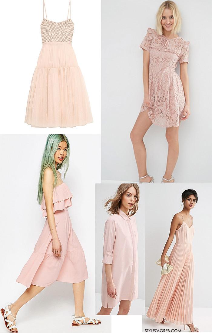 Mala roza haljina, street style Zagreb ulična moda, ženska moda, online trgovine, gdje kupiti Zagreb, Instagram