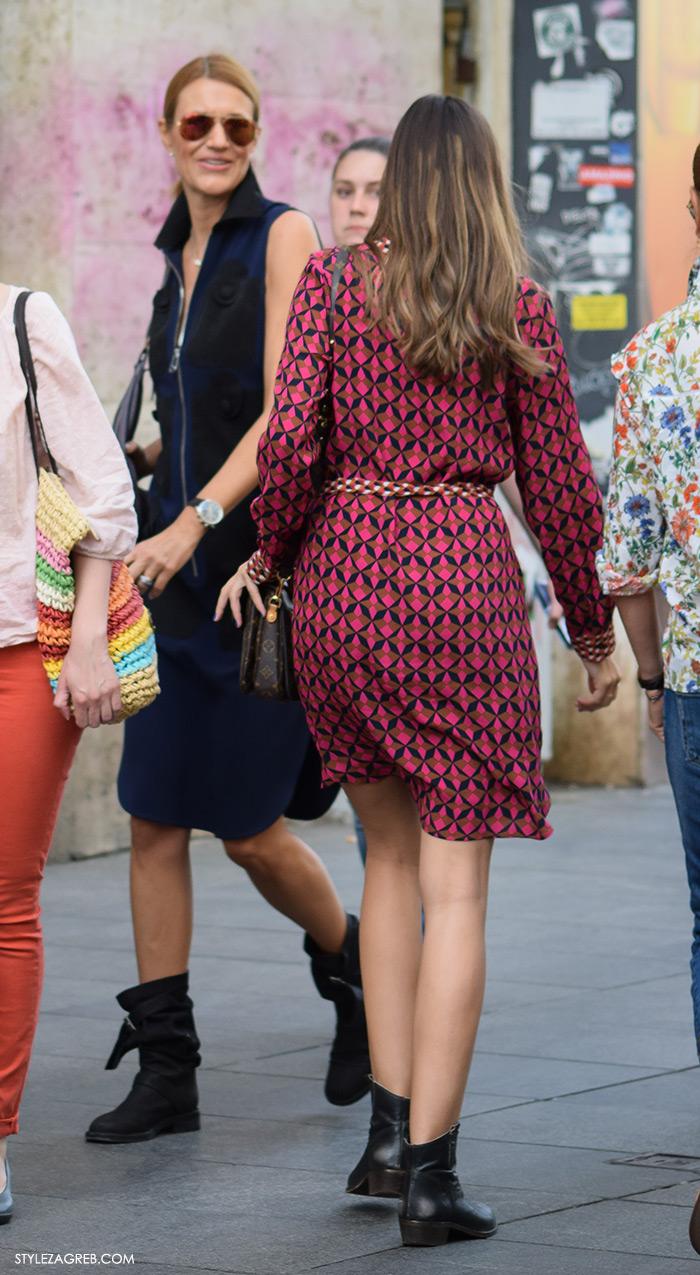 Street style Zagreb Hrvatska, ulična moda Zagreb, prosvjed Hrvatska može bolje 1.6.2016., Lada Tedeschi