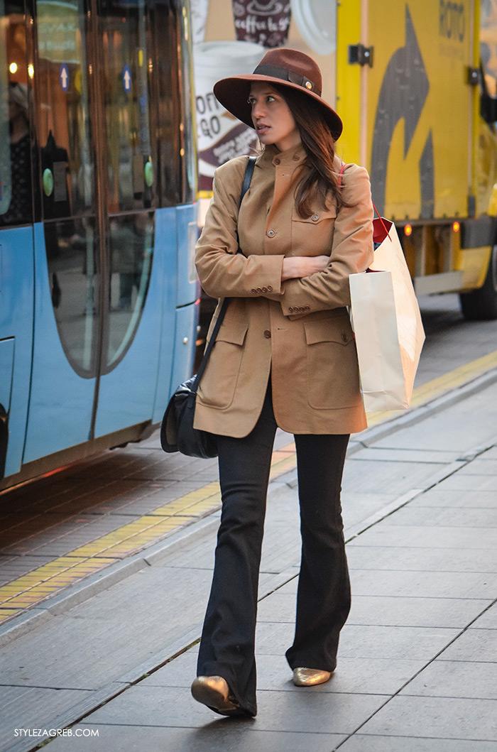 Style Zagreb šesiri moda zima 2017 street style Zagreb, iva Gradišer, stilistica