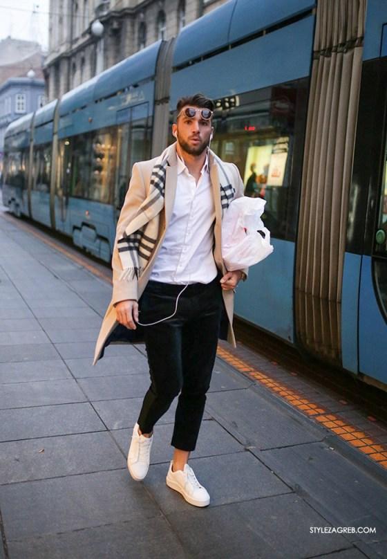 Muški street style obiluje zanimljivim jaknama i kaputima