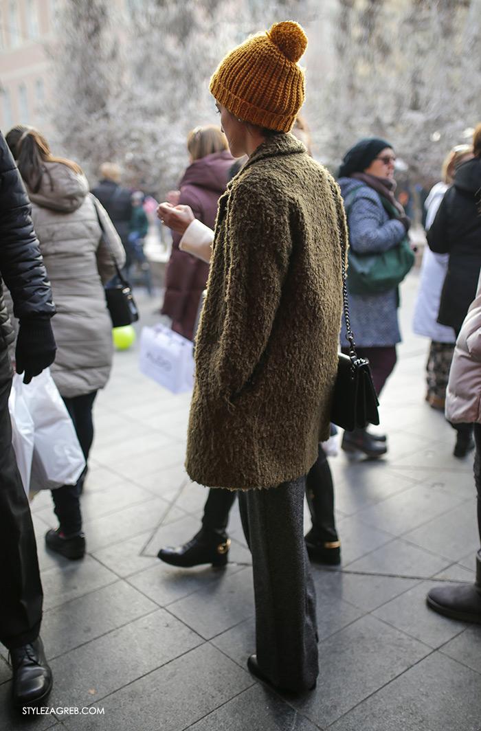 Kape s coflekom zimski styling definitivno čine boljim a ulična moda ih obožava. How to wear a beanie, womens fashion winter fashion style outfit ideas