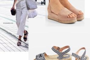 """Čudo: Flatforme su prve ženske cipele koje ne izazivaju """"hejt"""" komentare - Style Zagreb"""