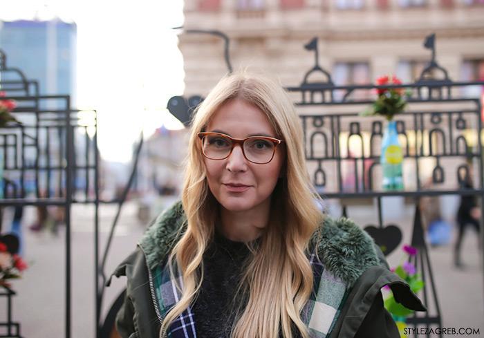 Slavica Josipović, Style Zagreb Boris Banović dioptrijske naočale