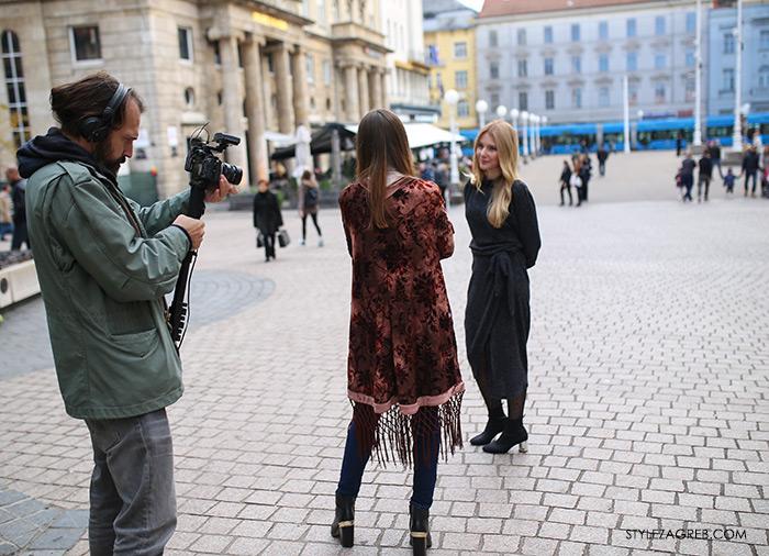 Snimatelj Marko Dimić Style Zagreb za HTV: modni biseri