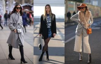 """Tri pobjednice u kategoriji """"street style šarm"""" u 2017. i tri kraljice izreke """"nemam što za obući"""""""