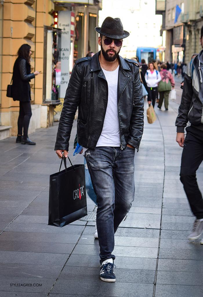 Renato Ostojić Croata Style Zagreb izbor najbolje odjevenih street style Zagreb 2017.