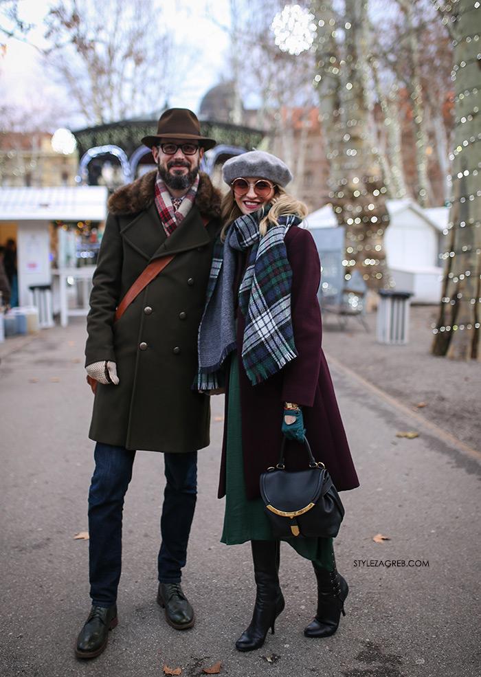 Ljudi koji virtuozno nose vintage