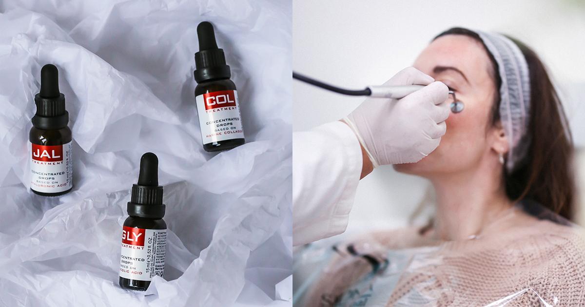 Obožavani Hollywoodski tretman lica i par briljantnih dermoaktivnih kapi - isprobali smo i rezultat je woow