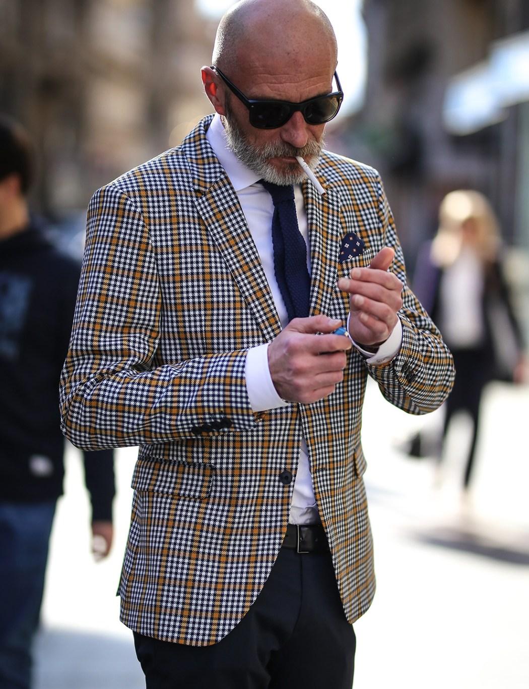Kako gospodin Kolbas kombinira odjeću iz high street dućana...