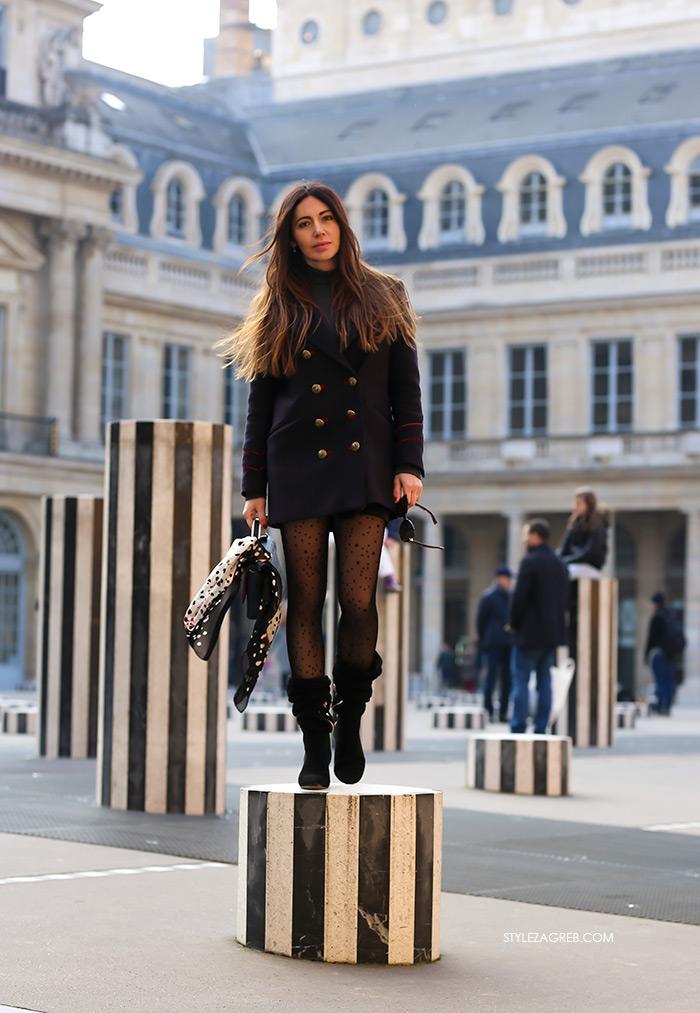 Pariz i marama su uvijek dobra ideja