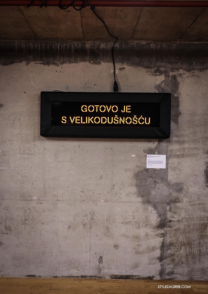 Nesvrstani Lauba street događanje Zagreb