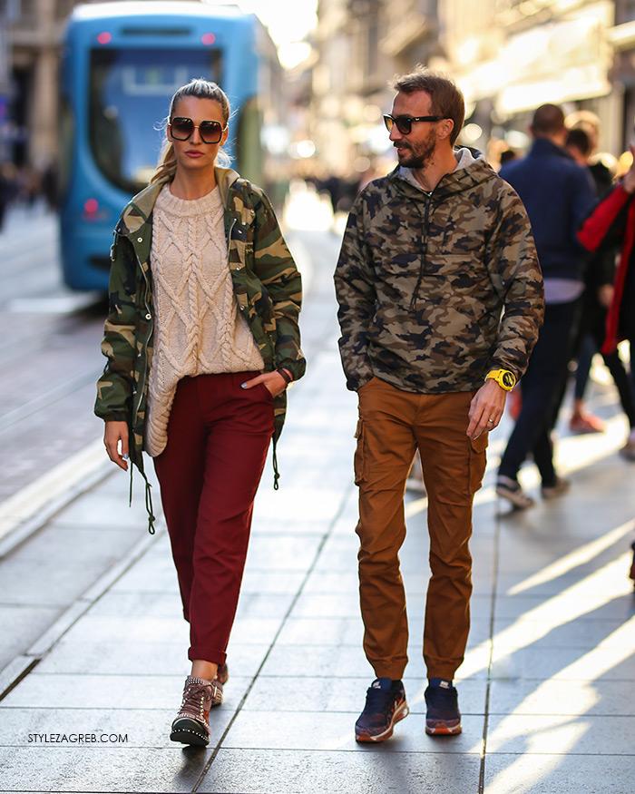 """Stylish par: Lidija i Kazimir Lešić - ona krade njegove jakne, a on obožava njezin """"ćušpajz"""" stil"""