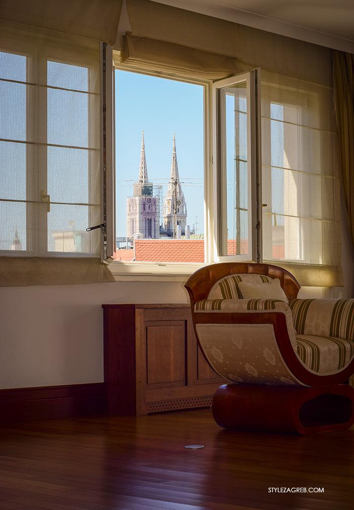 Le Premier boutique hotel – luksuzni bombončić u Zagrebu stylish Zagreb