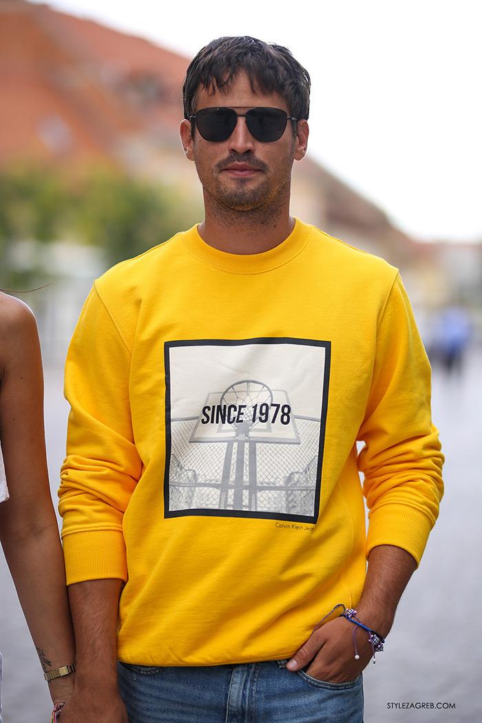 Calvin Klein Jeans sniženja Jakov Kamber traper bermude