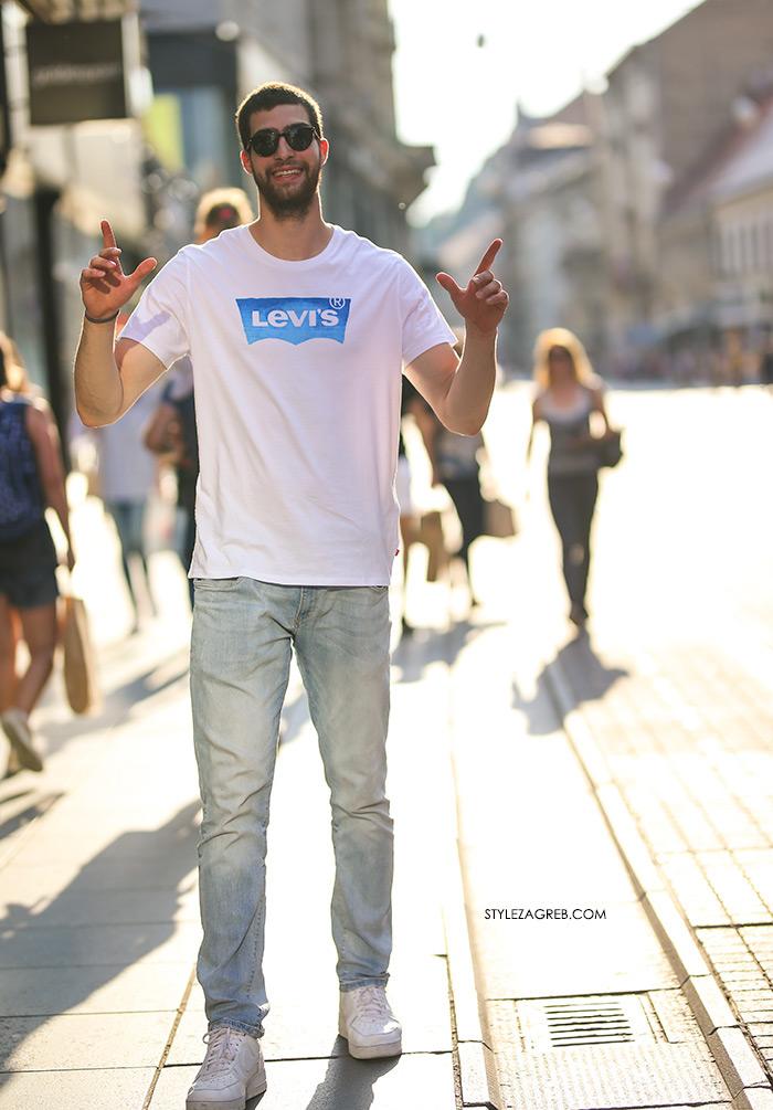Zgodan pobožan Leon Tomić košarkaš Style Zagreb blagoslivlja pivom
