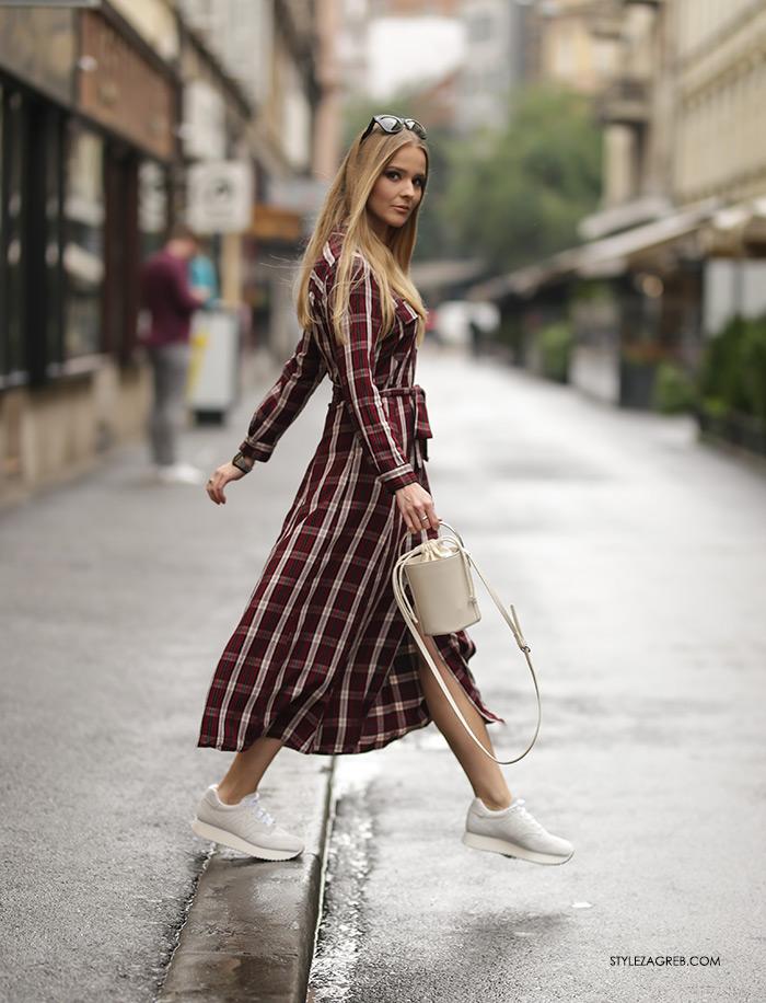 Street style se krajem ljeta vraća omiljenoj obući - tenisicama!