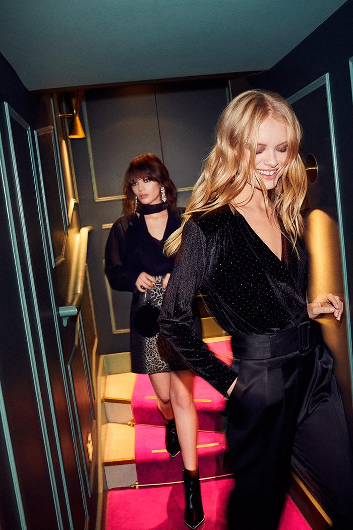 što odjenuti na Novu godinu Reserved i Vogue