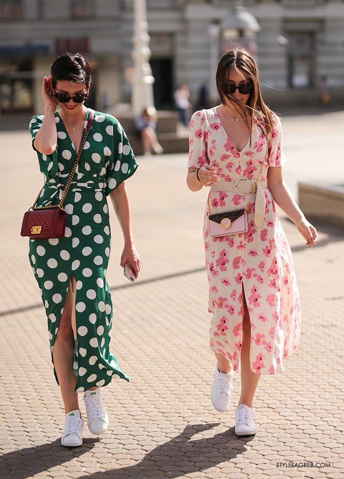 lepršave proljetne haljine
