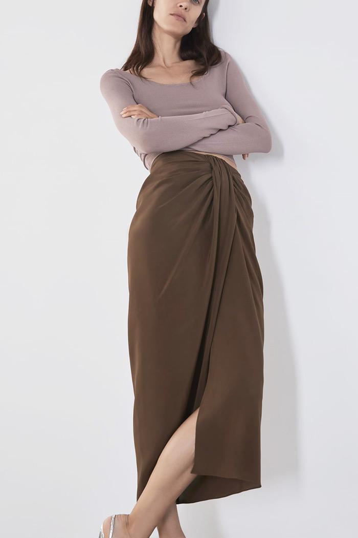 midi suknje