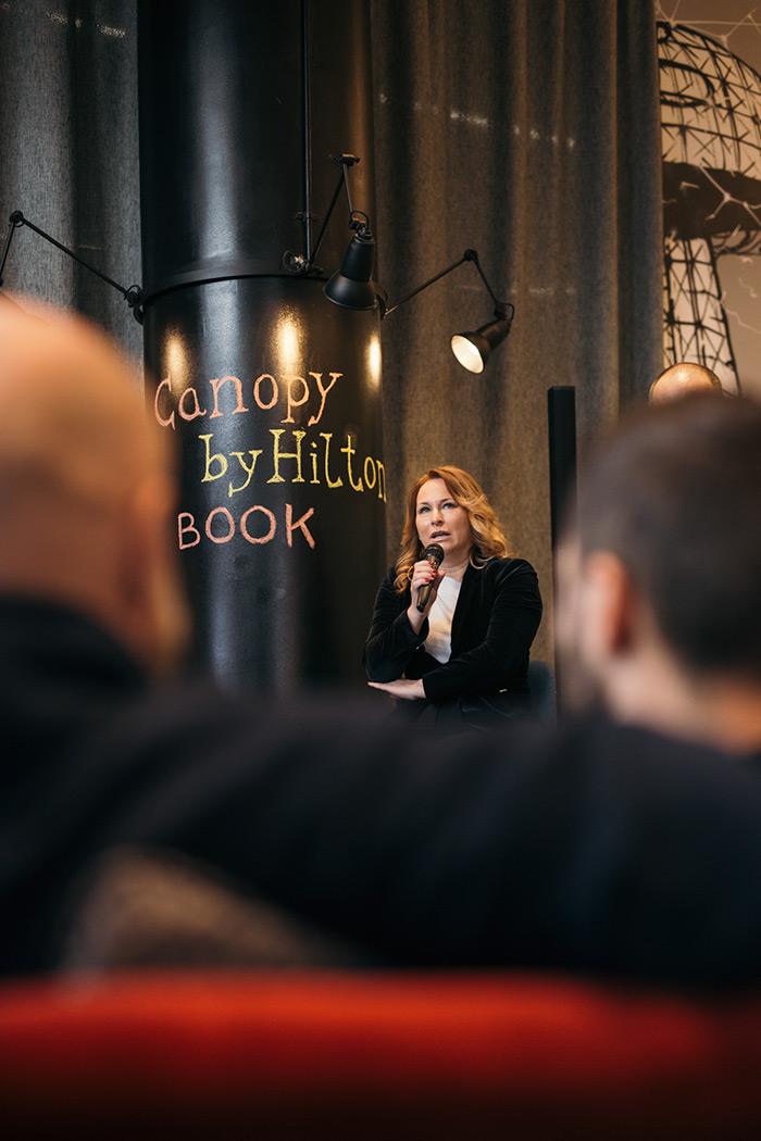 Josipa Jutt, direktorica Hilton hotela