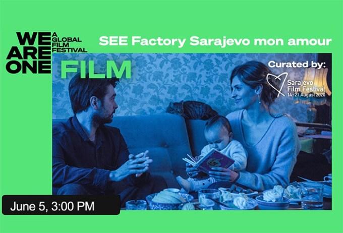 Program Sarajevo Film Festivala na We Are One Film Festivalu