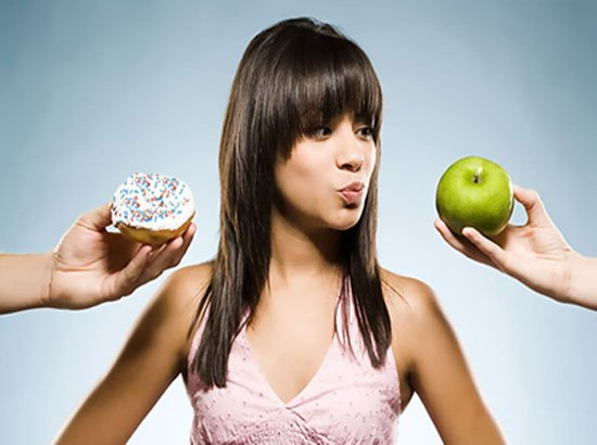 Eating habits in belly fat