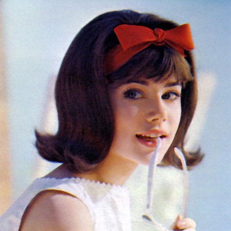 60s Flip Hairstyle