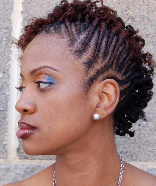 Braided Two-strand Twist for 2016