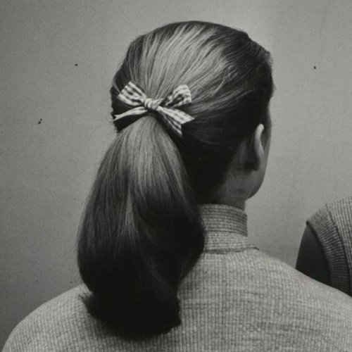 Ponytail 1950s hairStyle