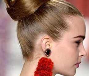 Bun Hairstyles 2016