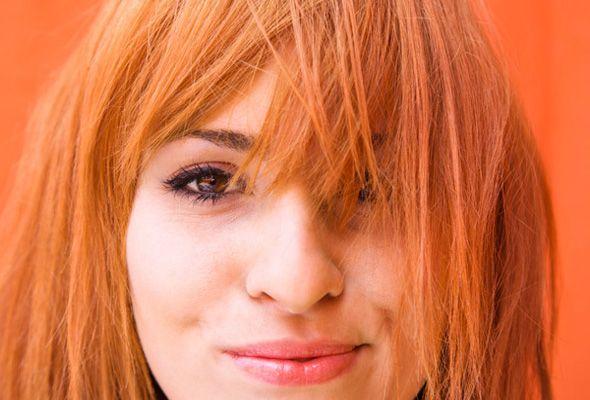 Hair colour as Skin tones