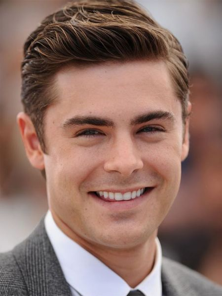 zac effron hair styles top 9 best boys hairstyles stylezco 7417 | Zac Efron hairstyle