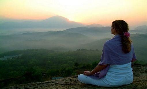 yoga or meditation for hair loss