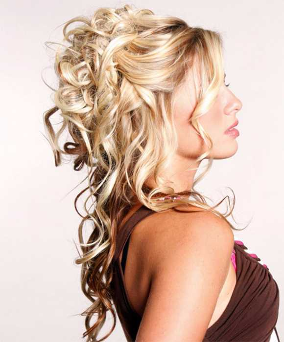 half up curly hair styles prom hairstyles 2016 new prom hair ideas for 2016 4211