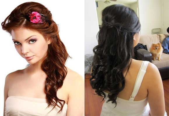 Half Up Half Down Hairstyles for Any Occasion | Stylezco