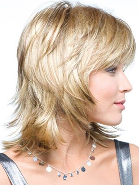 Shaggy layers styles