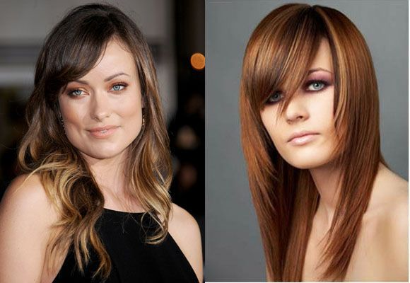 Square Shape hairstyles